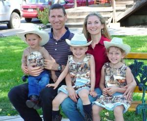 Family Photo - 2003