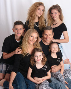 Myers Family Portrait - Aug 2014