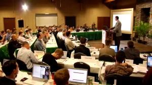 Wade in Business Seminar Classroom Photo 1